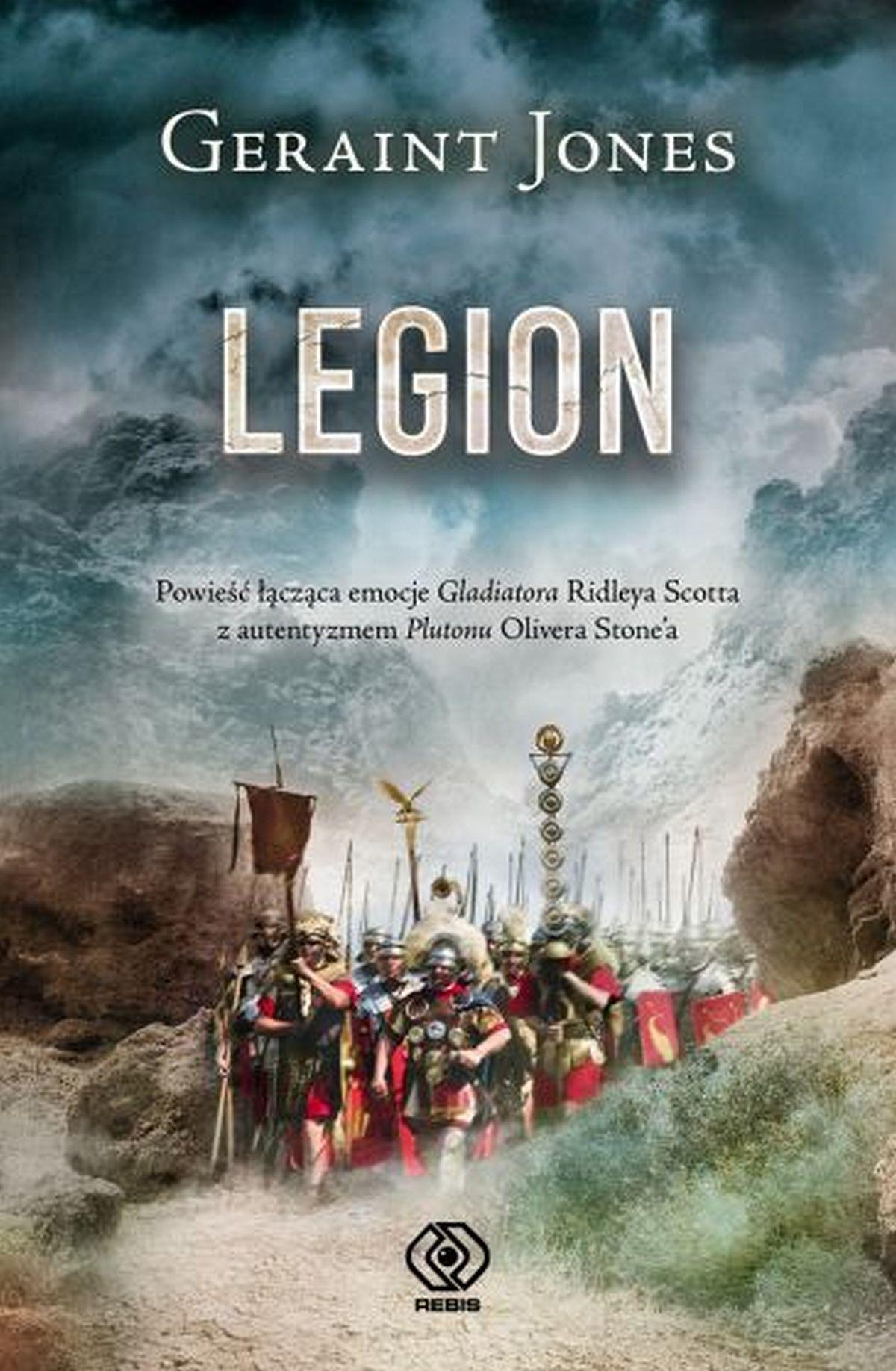 Legion, Geraint Jones