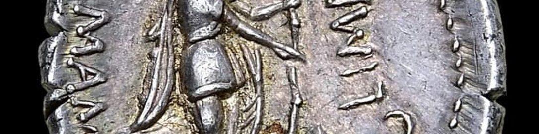 Coin of Gaius Mamilius Limetano
