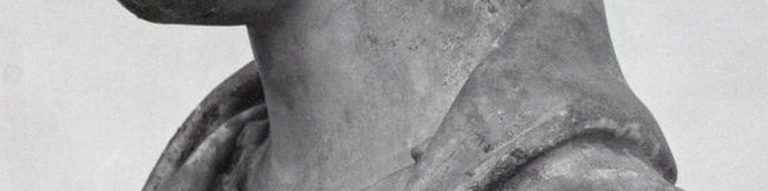 Popiersie Lucylli córki cesarza Marka Aureliusza