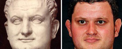 Reconstruction of Emperor Titus
