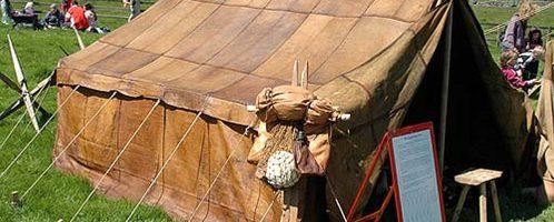 Rzymski namiot contubernium