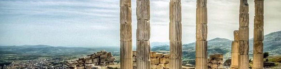 Świątynia Trajana w Pergamonie