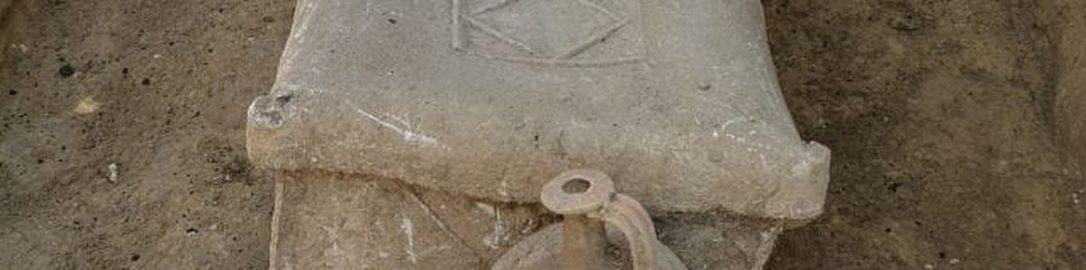 Early Christian lead sarcophagus from Viminacium