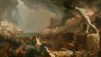 Przyczyny upadku Cesarstwa Rzymskiego