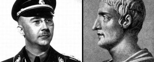 Himmler i Tacyt