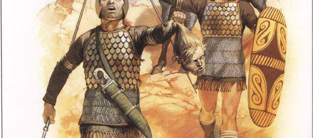 Iberowie z późnego II wieku p.n.e.