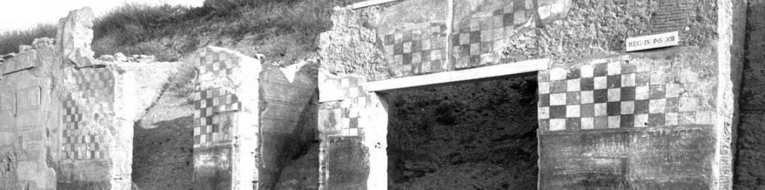 Roman laundry from Pompeii
