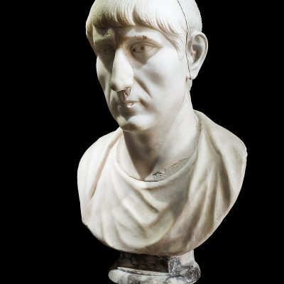 Prawdopodobne popiersie cesarza Konstancjusza II