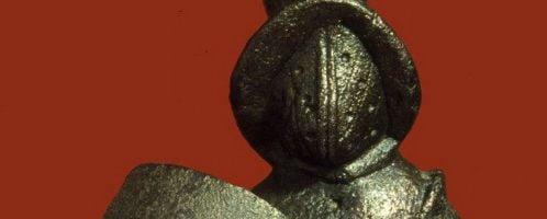 Rzymska statuetka Traka