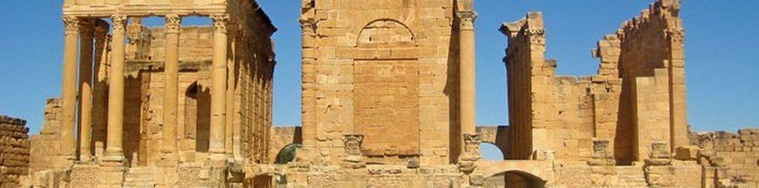 Roman temples in Subajitila