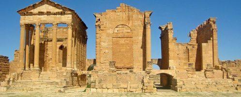 Świątynie rzymskie w Subajtili