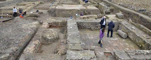 W Serbii odkryto fundamenty dużej budowli