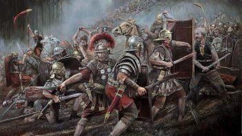 Czy rzymscy legioniści cierpieli na zespół stresu pourazowego?