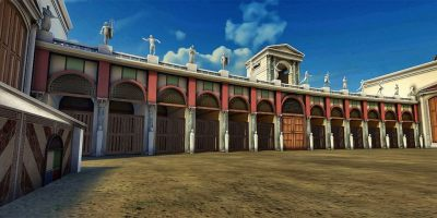 Wyjścia w Circus Maximus