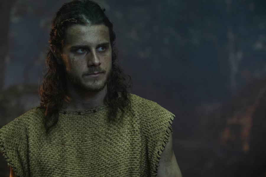 Actor playing Romulus