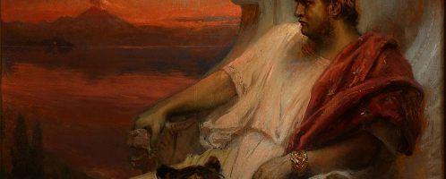 Jan Styka, Neron w Bajach