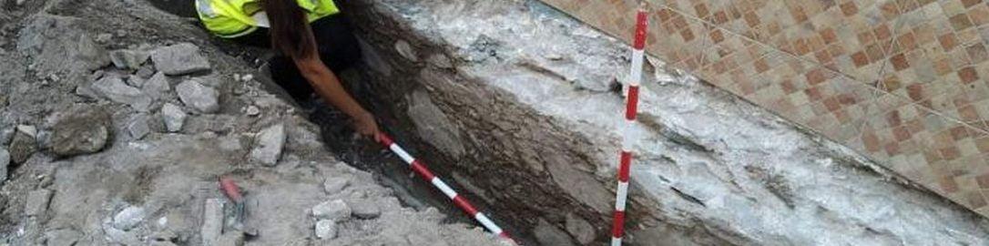 Odkryto rzymskie mury na południu Hiszpanii