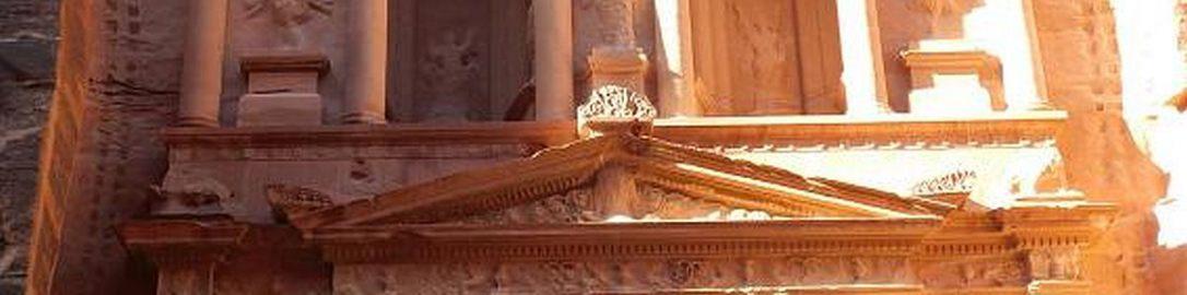 Tomb in Petra