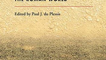 Review: New Frontiers. Law and society in the Roman world