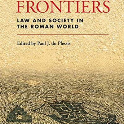 New Frontiers. Law and society in the Roman world