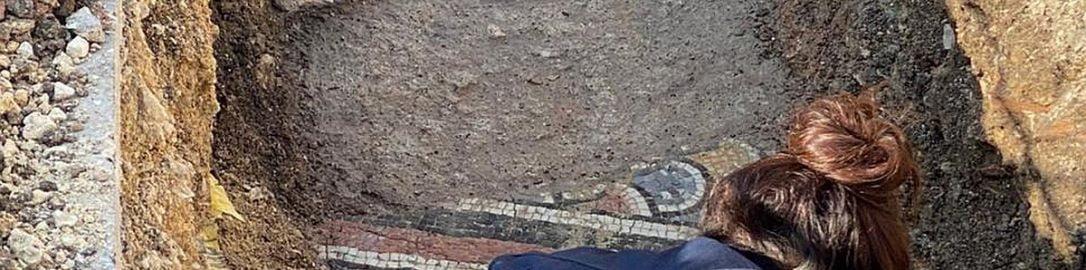 Rzymska mozaika odkryta została w Libanie