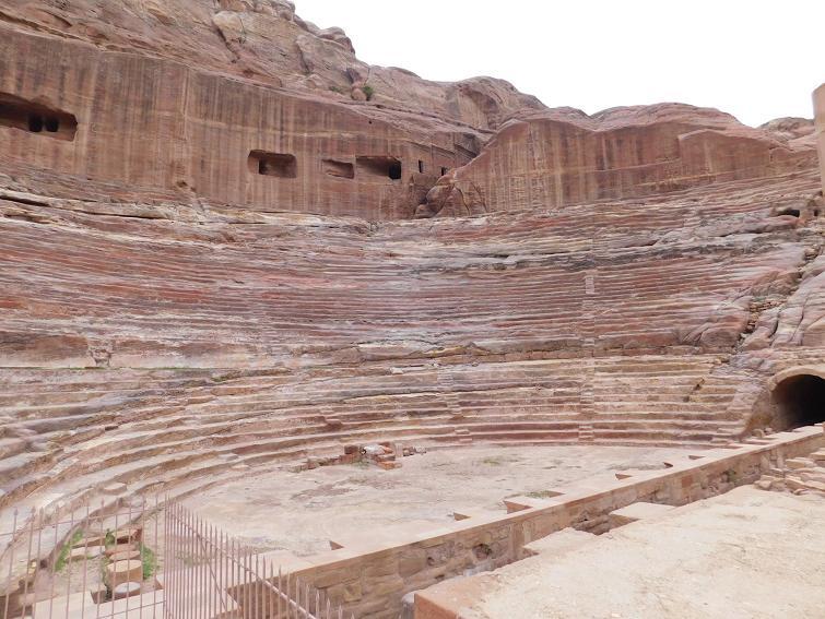 Theater in Petra