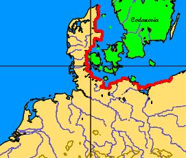 Wybrzeża Codanus Sinus