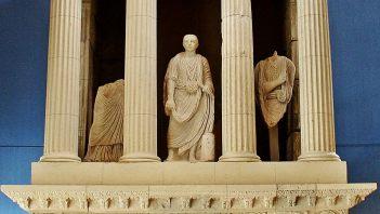 Grobowiec rzymskiego legionisty Luciusa Pobliciusa