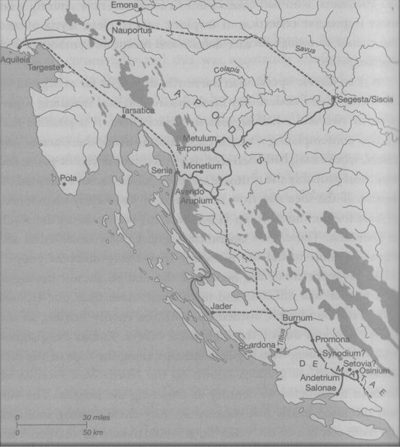 Kampanie Oktawiana w Ilirii 35-33 p.n.e.