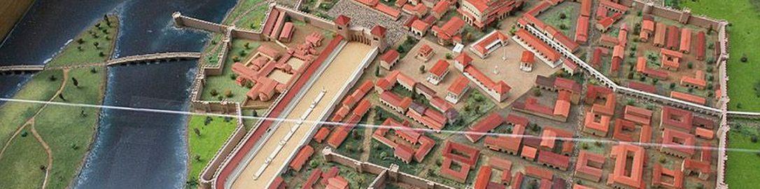 Model miasta Sirmium