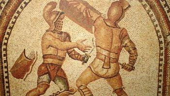 Co jedli gladiatorzy?