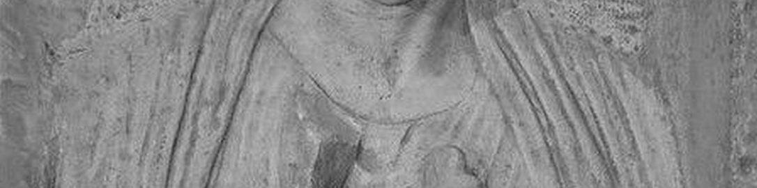 Tombstone of Roman silversmith