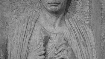 Nagrobek rzymskiego złotnika