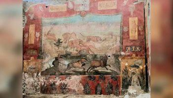 Zakończono renowację jednego z najstarszych rzymskich fresków
