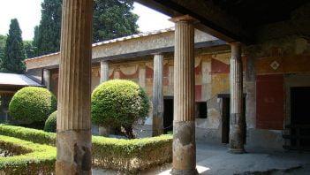 Plan domu rzymskiego