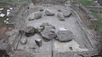 Naukowcy odkryli miejsce gdzie Hadrian spożywał śniadanie