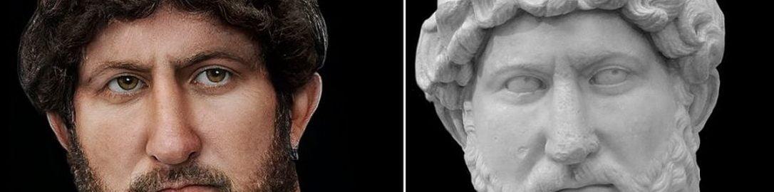Rekonstrukcja wizerunku Hadriana