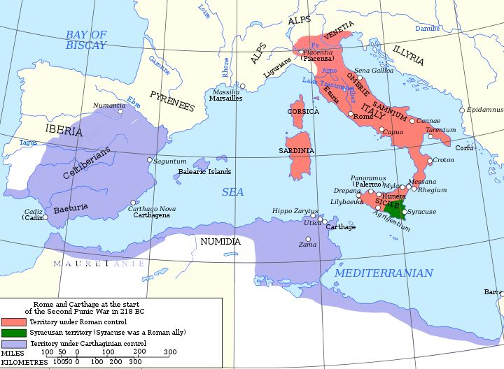 The Roman Republic before the Second Punic War