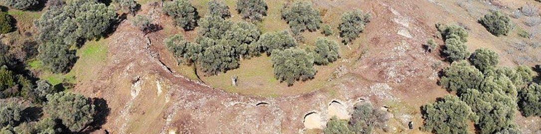 Roman amphitheater in Mastaura