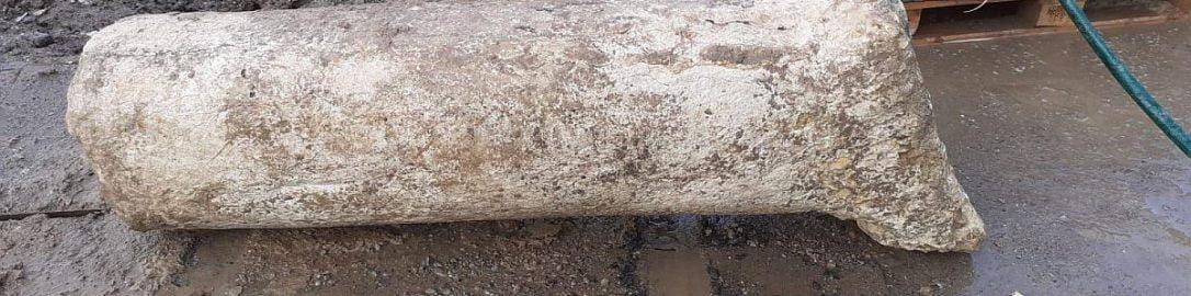 Rzymski kamień milowy z Bresci