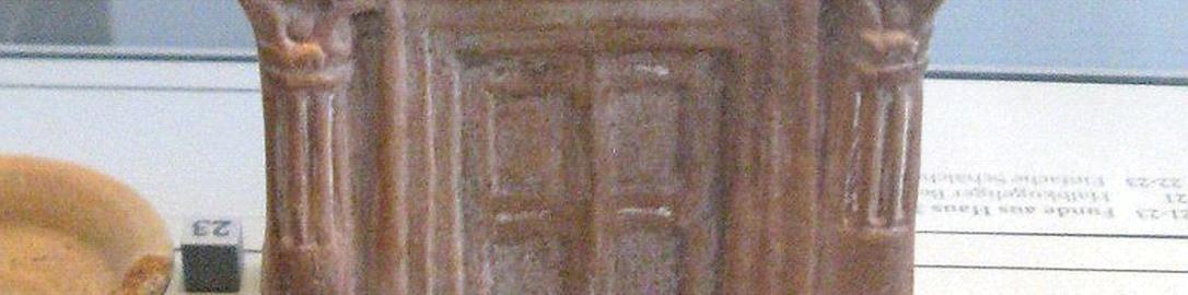 Terakotowa skarbonka z Priene