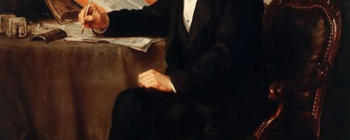 Theodor Mommsen, Ludwig Knaus