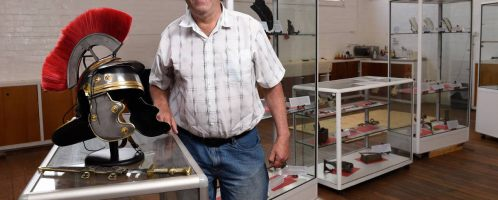 Antique artifacts will appear in Australian museum