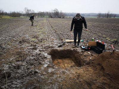 Wykopaliska na Węgrzech