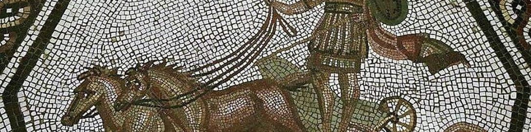 Achilles ciągnący pokonanego Hektora