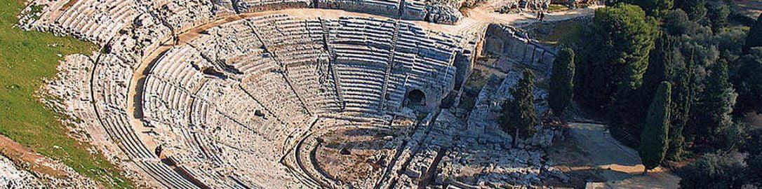 Antyczny teatr w Syrakuzach