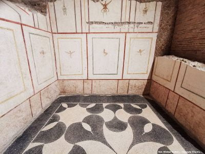 Dawny patrycjuszowski dom