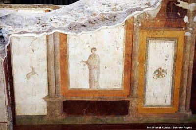 Freski domu Aufidii Valentilli