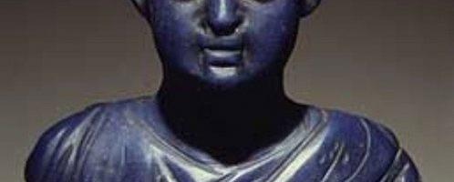 Bust of emperor Saloninus