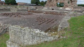 Roman city of Viriconium Cornoviorum